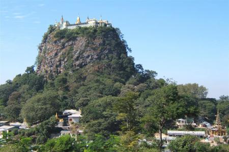 Mount Popa & Around