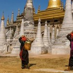 Myanmar Beach and Culture