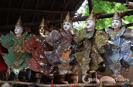Myanmar Puppet
