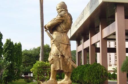 Myanmar National Museum.