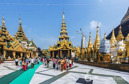 Yangon and Surroundings