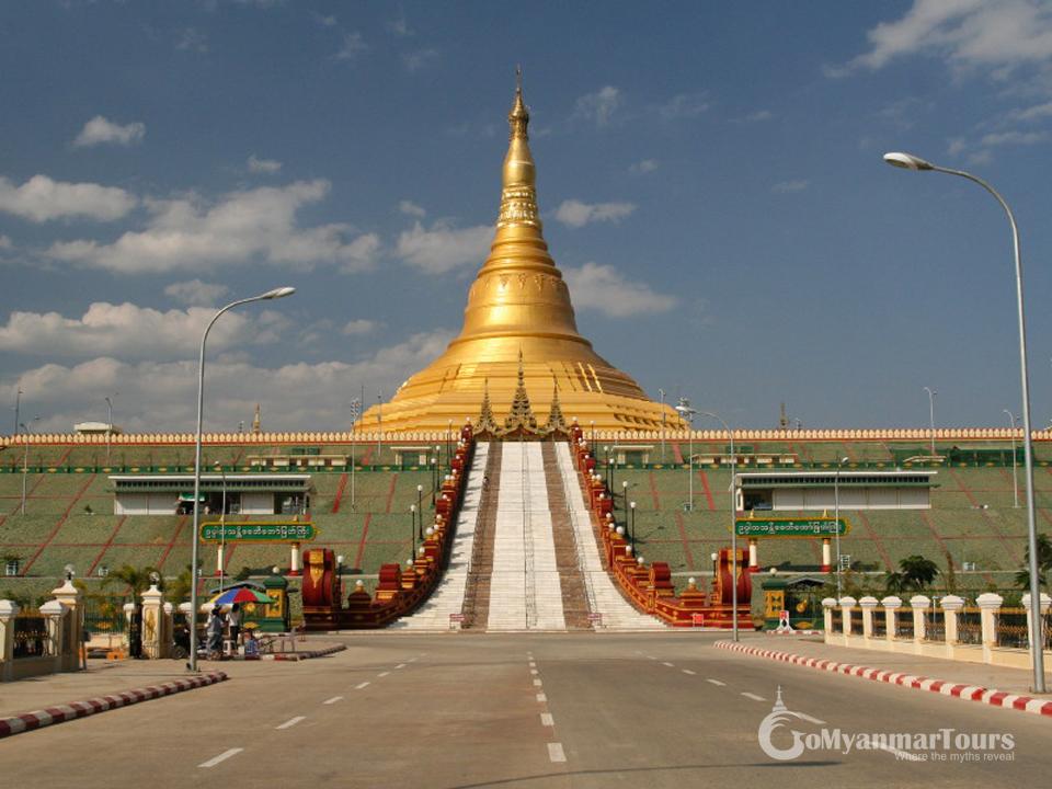Naypyidaw Tours