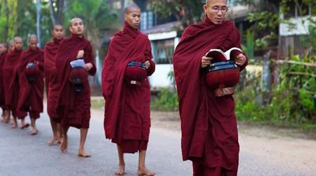Dhamma Dana - Golden Land of Buddhism