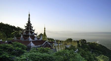 Increase of Mandalay Visits