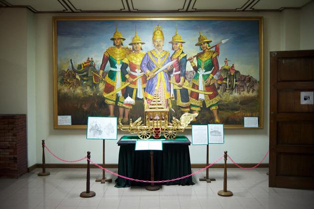 Myanmar National Museum Has Just Been Renovated
