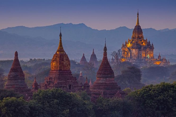 Myanmar - The land of mysterious temples