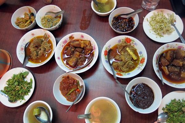 Tasty Myanmar food