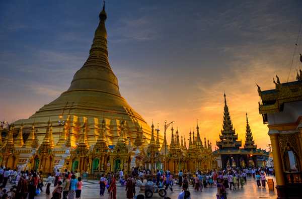 Yangon - The Heart of Myanmar