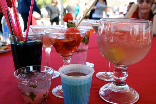 Myanmar drink and beverages