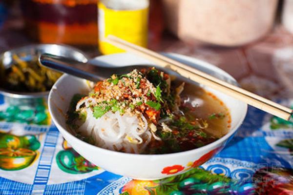 Shan Tofu Noodle