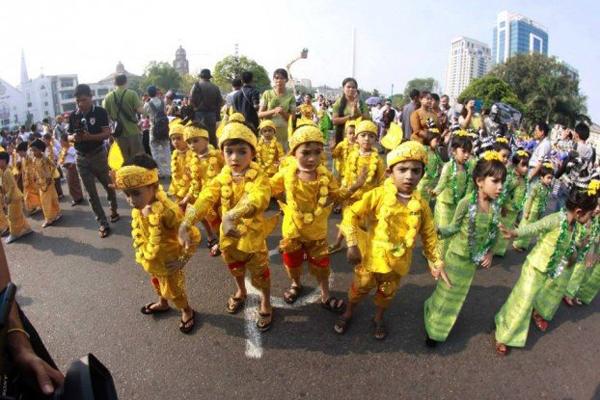 Myanmar Water Festival18