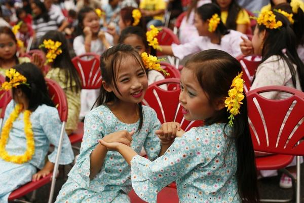 Myanmar Water Festival7