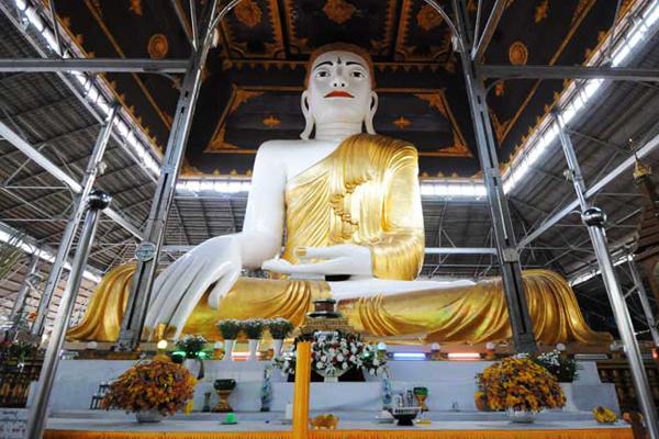 Koe Htat Gyi Pagoda (or) the Nine Storey Buddha Image