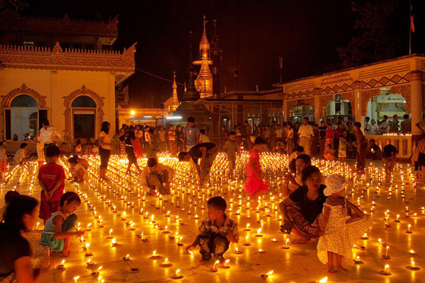 Myanmar Festival of Light