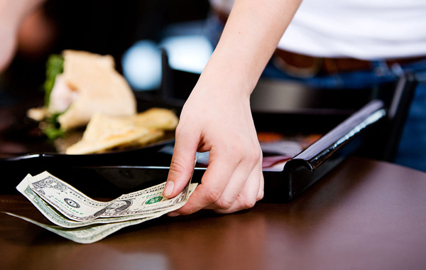 Tipping is appreciated in Myanmar