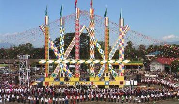 Kachin Manaw Festival, Myanmar