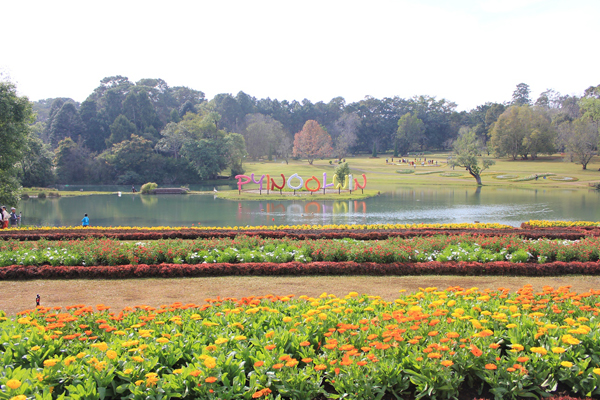 National Kandawgyi Gardens - Pyin Oo Lwin, Mandalay