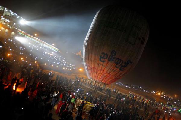 Pyin Oo Lwin Balloon Festival