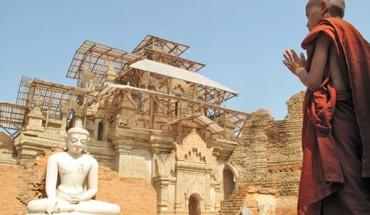 Tamote Shinpin Shwe Gugyi Pagoda