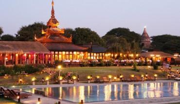 Thiripyitsaya Sanctuary Resort in Bagan