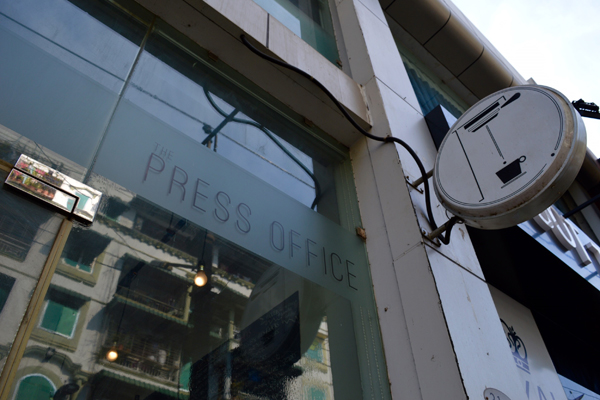 The Press Office Cafe - Great Place to Hang Out in Yangon