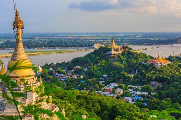 Sagaing - City of Bridge