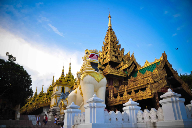 Myanmar is an epic land of temples and pagodas