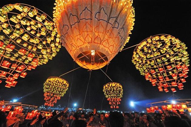 Tazaungdaing - Festival of Light