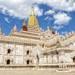 ananda temple - must see spot in myanmar tour