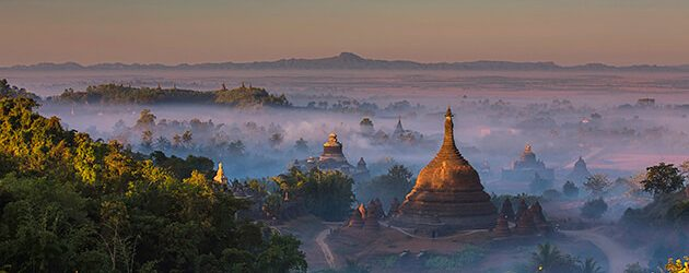 Myanmar Insight – 17 Days