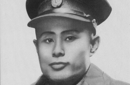 Aung San - Deputy Chairman of the Executive Council of Burma
