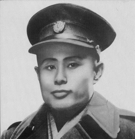 Aung San - Deputy Chairman of the Executive Council of Burma
