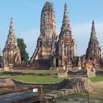 Ayutthaya Ancient City, Bangkok, Thailand.