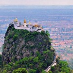 Bagan Excursion to Sale & Mount Popa