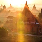 Bagan the ancient capital of Myanmar