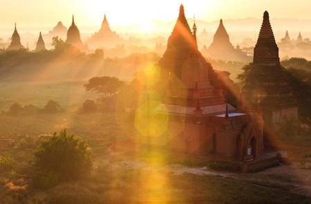 Bagan the ancient capital of Myanmar