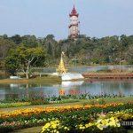 Botanic Gardens in Pyin Oo Lwin