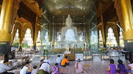Kyauktawgyi Pagoda - attraction for indonesia family trip