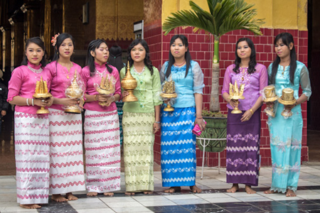Lifestyle, Communication and Working of Burmese People
