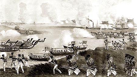 Colonial Period of Myanmar.