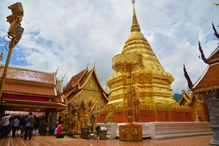 DoiSuthep Temple