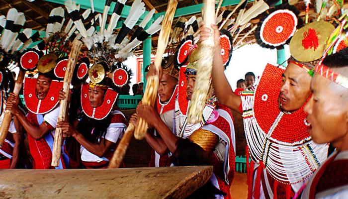 The Naga Ethnic Group in Myanmar - Myanmar Tours