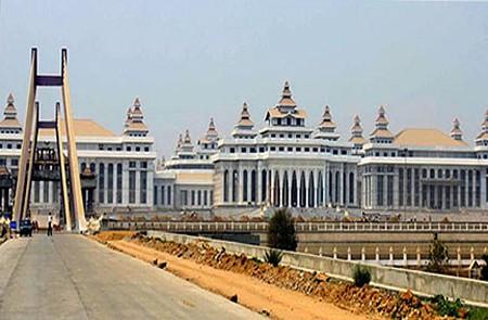 Naypyidaw - The capital city of Myanmar