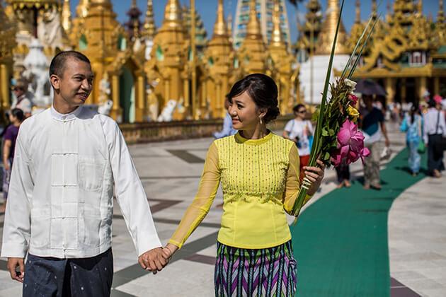 Honeymoon in Myanmar