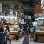 Inside BogyokAung San (Scott) Market.