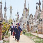 Kakku Pagoda highlight of inle lake day tour