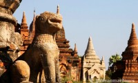 Khay Min Ga Temple attraction for bagan tours