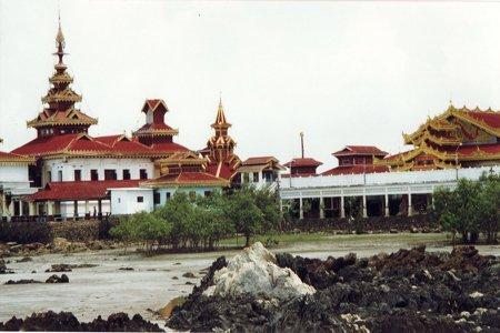 Kyaikmawwin (Yele) Pagoda.