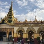 Mahamuni pagoda Mandalay