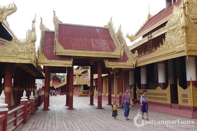Mandaly Palace